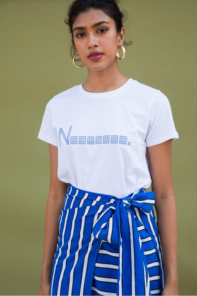 """NOOOOO"" Graphic Tshirt"