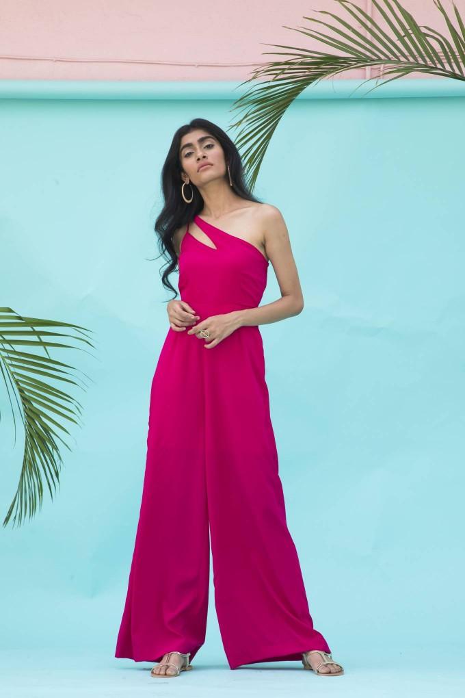 5242ba3c88ba Buy Jumpsuits For Women Online In India
