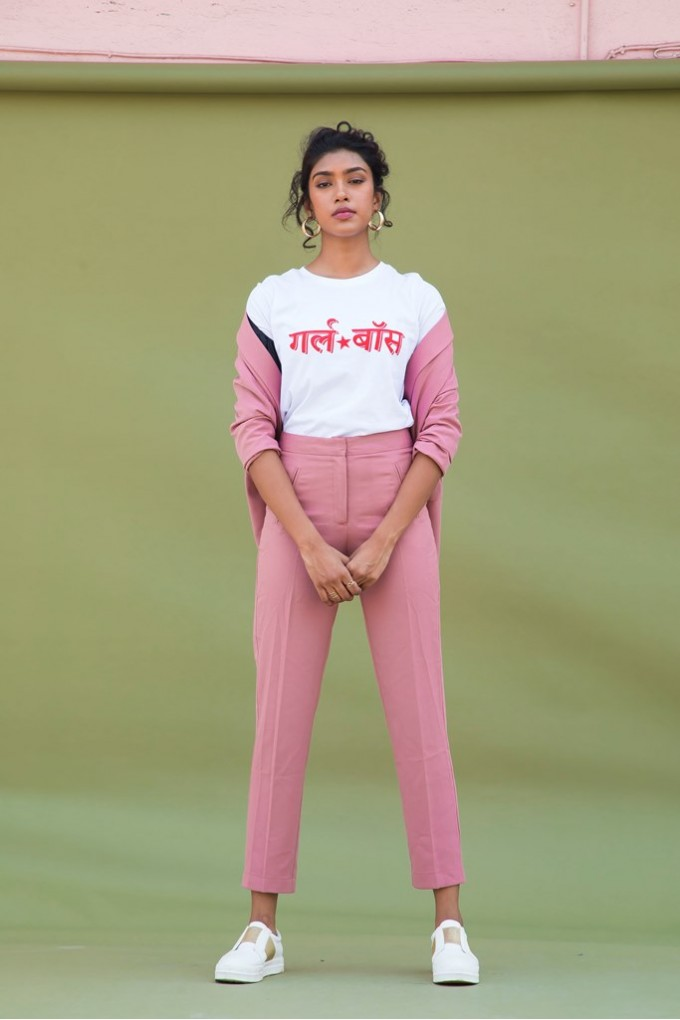 """""""GIRL BOSS"""" Graphic Tshirt"""